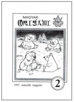Magyar Origami Kör 1997/2 magazinja