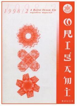 Magyar Origami Kör 1998/2 magazinja