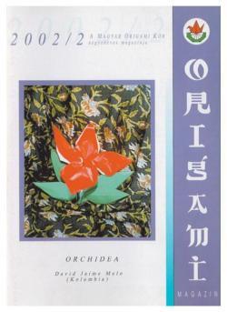 Magyar Origami Kör 2002/2 magazinja