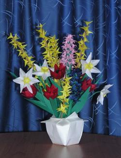 Origami hétvége Szekszárdon; 2009. március 6-8. - beszámoló