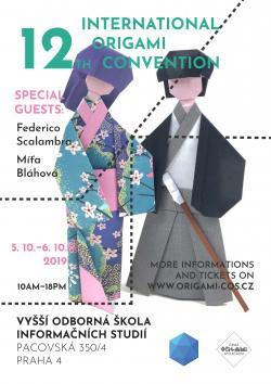 12. Prágai Nemzetközi Origami Találkozó